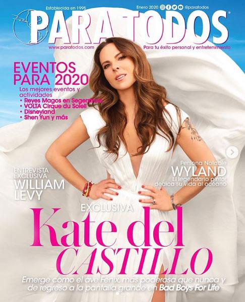 Kate Del Castillo LA Magazine